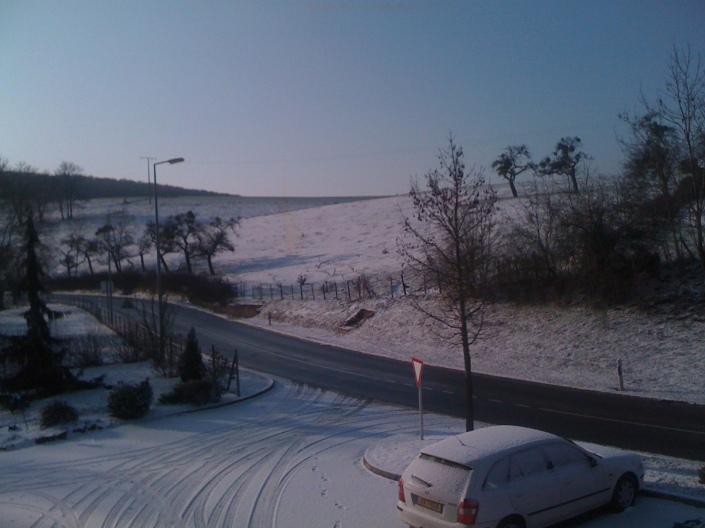 Boudlerbach sous les 1ères neiges !